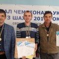 Житомирянин Сергій Кривошея виграв чемпіонат з японських шахів та бліц