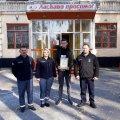 Рятувальники нагородили юнака з Новограда, який врятував дворічну дівчинку