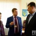 Віталій Бунечко відвідав Малинський та Радомишльський райони