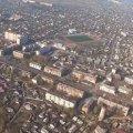 Політ над містом Коростень. ВІДЕО