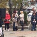 """""""Зеленського - в кіоск!""""- у Житомирі проходить мітинг проти знищення спрощеної системи оподаткуння"""