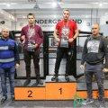 В Житомирі відбувся Кубок області з ММА