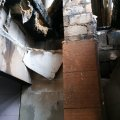 У Коростені через несправну піч ледве не згоріла оселя