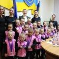 Житомирські гімнастки завоювали 19 медалей на міжнародному турнірі