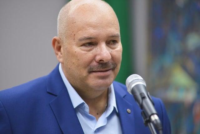 Засновник Гнатюк Арт Центру Олег Гнатюк святкує свій День народження