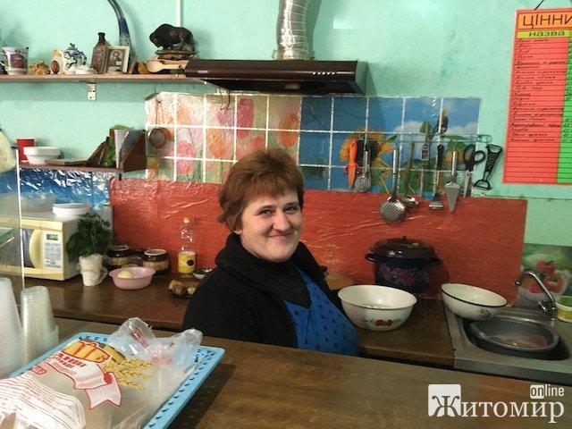 Де найсмачніші деруни у Житомирі?
