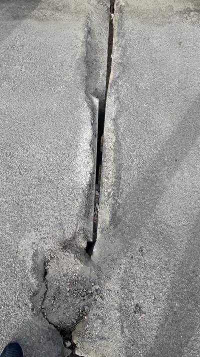 Аварійний міст в Житомирі на Мальованці.ФОТО