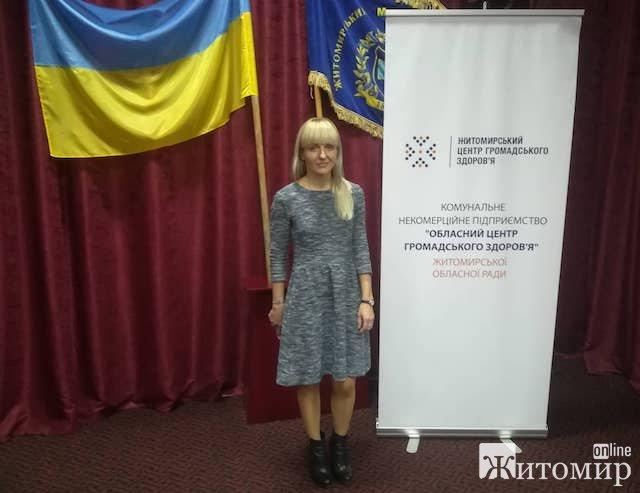 У Житомирі відбулась конференція «Актуальні питання педіатрії та вакцинації в умовах спалаху вакцинк ...