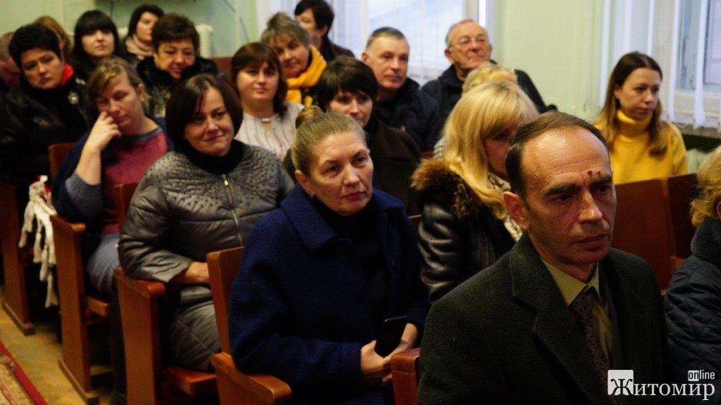 Віталій Бунечко у Бердичеві представив нового голову РДА, яка працювала заступником