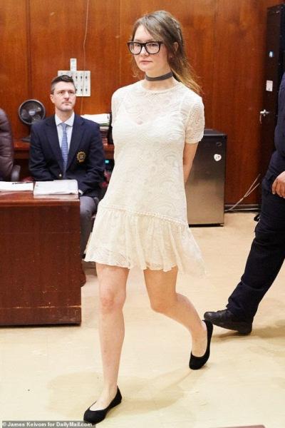 Шоу закончилось: аферистка Анна Сорокина получила 15 лет тюрьмы в Нью-Йорке