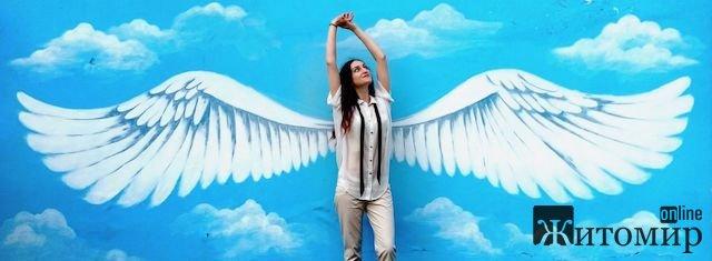 Житомирська художниця-муралістка Анастасія Сладковська: «Будь-який істинний митець, що б він не відч ...