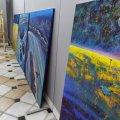 У Житомирі можна відвідати виставку картин Юрія Нагулка. ФОТО