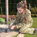 В Житомирському лісгоспі школярі дізнаються секрети лісової справи