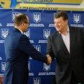 На апаратній нараді голова Житомирської ОДА представив свого нового першого заступника