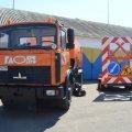 До прибирання вулиць взимку у Житомирі готують півсотні одиниць техніки