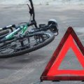 На Олевщині травми у ДТП отримав велосипедист