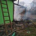Житомирська область: під час пожежі врятовано двох жінок та одну дитину, ще одна дитина загинула