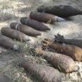 Житомирська область: піротехніки знищили артснаряд та авіабомбу часів другої світової війни