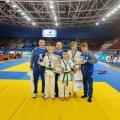 Житомиряни вибороли призові місця на турнірі з дзюдо в Запоріжжі. ФОТО