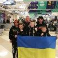 Коростишівські кікбоксери повертають з Німеччини з перемогою. ФОТО
