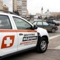 Для сільських медиків Житомирської області хочуть купити нових автомобілів на 8 млн грн