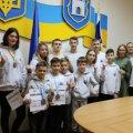 У Житомирській мерії вітали призерів чемпіонату Європи з традиційного карате
