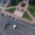 Житомиряни хочуть повернути попередній варіант дорожньої розмітки на площі Соборній