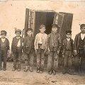 Житомир 1905 год. Фото еврейских детей после погрома