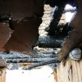 У Бердичівському районі горів цегляний будинок: рятувальники залучали додатковий пожежний автомобіль