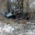 Неподалік Житомира перекинувся ВАЗ, потерпіли четверо осіб. ФОТО