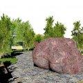 На Корбутівці хочуть облаштувати сквер «Музей каменю Житомирщини»