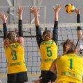 ВК Полісся відіграло першу гру 2-го туру Кубку україни з волейболу