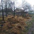 Житомирська область: вночі баранівські вогнеборці ліквідували 4 пожежі сіна та соломи, що виникли упродовж години