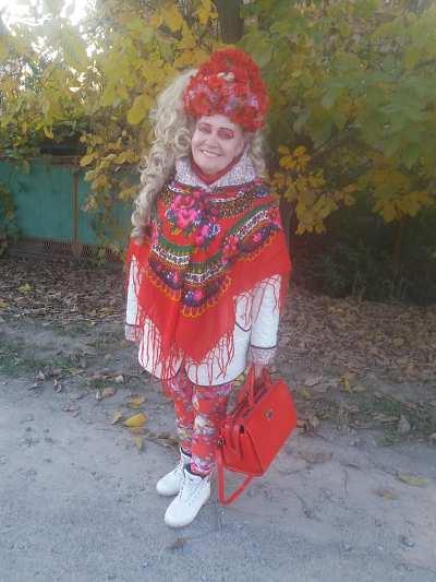Бердичівська красуня в новому образі.ФОТО