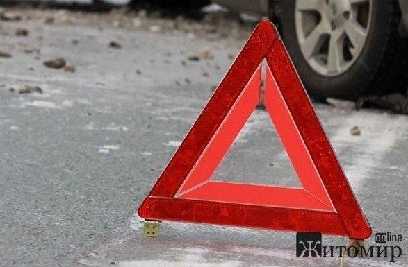 Смертельне ДТП в Житомирській області – ДБР повідомило про підозру поліцейському