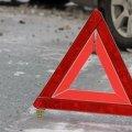 На автодорозі Бердичів-Вінниця зіштовхнулися дві автівки: водії в лікарні