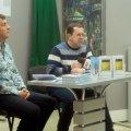 У Gnatyuk Art Center відбулася презентація книг двох житомирських авторів. ФОТО