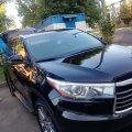 В райцентре Житомирской области угнали Toyota Highlander