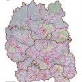 Все районы области объединят вокруг четырех городов: Житомира, Коростеня, Бердичева и Новограда