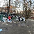 """Вулиця Лятошинського у Житомирі """"усіяна"""" сміттям. ФОТО"""