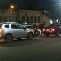 Два автомобілі зіштовхнулись в районі Музикалки