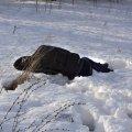 У Житомирській області через переохолодження загинув чоловік
