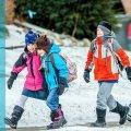 Чим зайняти дитину на зимових канікулах?