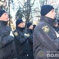 У Житомирі нові поліцейські склали присягу на вірність українському народові. ФОТО