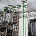 На Чуднівському елеваторі побудують другу лінію приймання і підробітку зернових