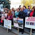 Депутати міської ради Житомира відмовилися голосувати за мораторій на будівництво АЗС по проспекту Незалежності!