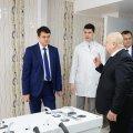 Спікер Верховної Ради у Житомирі відвідав ліцей-інтернат та центр вертебрології. ФОТО