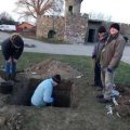 У Новограді-Волинському археологи досліджують залишки середньовічного замку. ФОТО