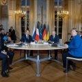Нормандські переговори: цікаві деталі та конфузи (відео)