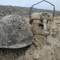 Пошуківці в одному з районів Житомирської області розшукали солдата, який загинув у липні 1941 року